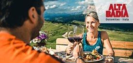 Schnupperurlaub in Alta Badia
