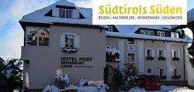 Hotel POST-VICTORIA Südtirol