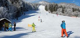 Ski for free in Weißbriach
