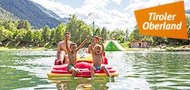 Familienspaß im Tiroler Oberland