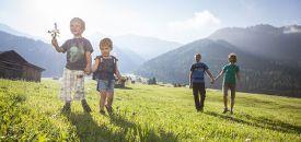 Familienurlaub im Tiroler Oberland