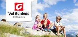 GRÖDEN - Dolomiten für Groß und Klein