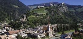 Urlaub im Mittelpunkt Südtirols