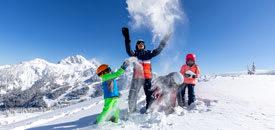 Nassfeld Ski surprise