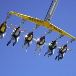 Riesenschaukel Skyswing, Quelle: Familienhotel Laurentius in Tirol