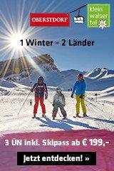 Ski Familienurlaub