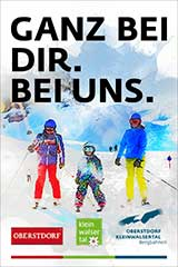 Skifahren in Oberstdorf-Kleinwalsertal